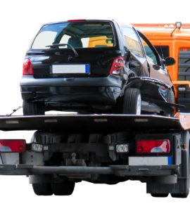 pomocni transport samochodu